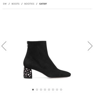 Stewart Weizmann Boots. Size 6-1/2. Never worn.
